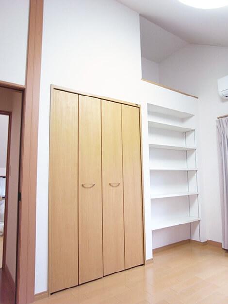 お子様成長に繋がる、子供部屋の間仕切りリフォーム! 奈良市M様邸