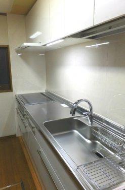 中古住宅を購入後システムキッチンリフォーム 奈良市T様