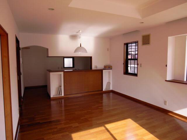 超簡単に雰囲気を変えられる壁紙張り替えリフォーム 奈良市M様邸