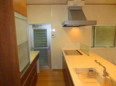 大容量収納&機能的キッチン満足リフォーム 生駒市Y様邸
