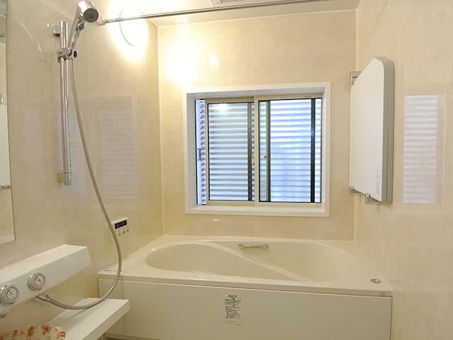 冬でもあたたかバスタイム!浴室&洗面脱衣所リフォーム 生駒市F様邸