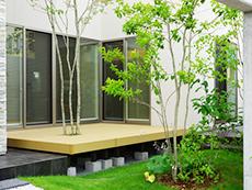 サンルーム・ガーデンルームの外構工事