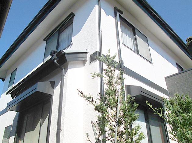 西日の暑さと雨水から家守る!アステックの遮熱防水塗料EC-2000Fで塗り替えリフォーム! 香芝市K様邸