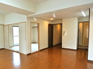 マンションをリフレッシュして、自由な空間にリフォーム!!生駒市B様邸