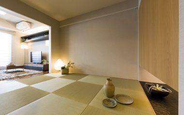 雰囲気のあるモダンな和室へ! 奈良市H様邸