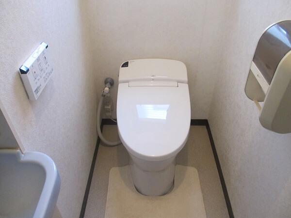 タンクレストイレに交換で空間も広々! 奈良市O様邸