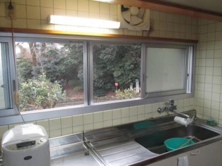 『スマートカバー工法』で、窓のユガミを解消! 生駒市M様邸