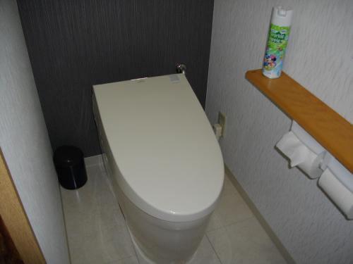 タンクレストイレで節水と無駄な電力を低減! 生駒郡三郷町I様邸