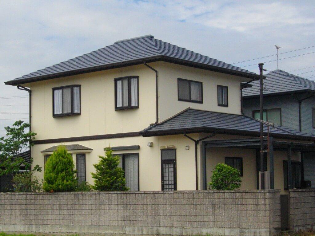 建物を保護するフッ素樹脂!外壁・屋根塗装!! 生駒市E様邸
