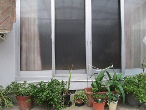 【スマートカバー工法】であっという間に窓の交換! 生駒郡三郷町M様邸
