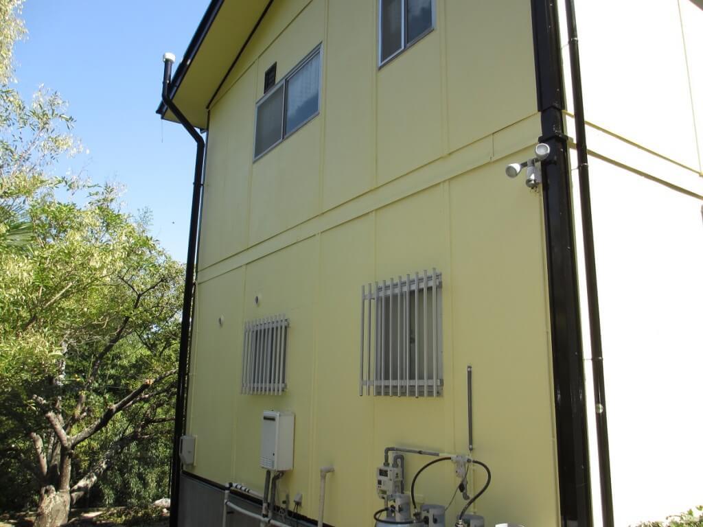 フッ素塗装で耐候性・耐紫外線性UP! 北葛城郡上牧町G様邸