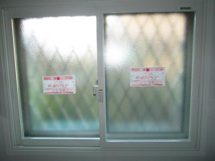 浴室に内窓設置で快適なバスタイムに! 奈良市M様邸