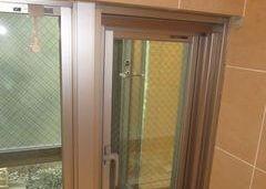 窓サッシの種類、形も変えられるカバー工法 生駒市O様邸