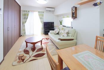 広く開放的な雰囲気に内装リフォーム 生駒郡平群町A様邸