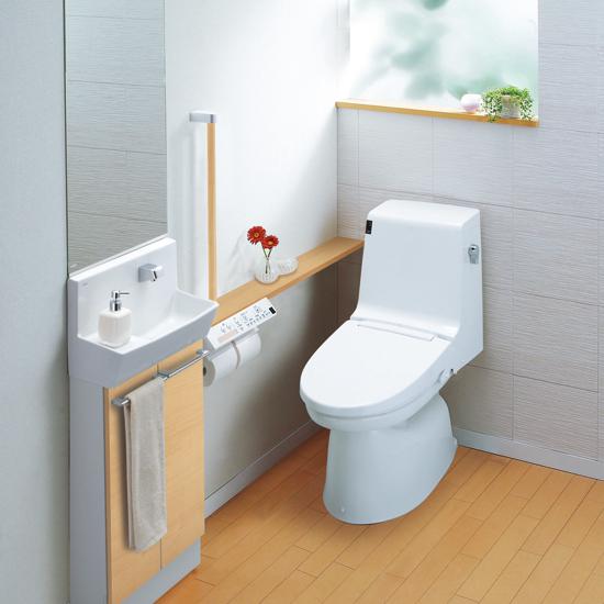 アメージュZシャワートイレ(LIXIL)