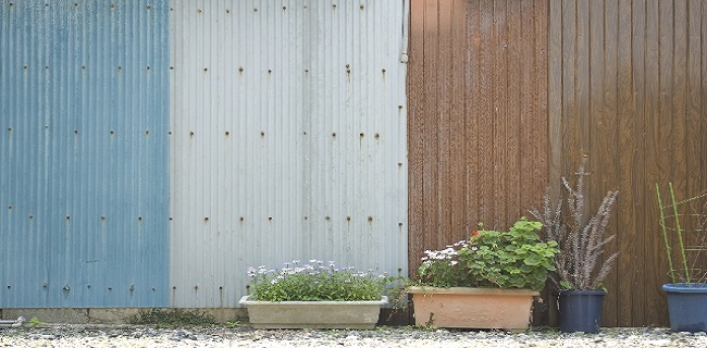 外壁リフォームの種類