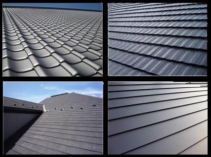 屋根の種類