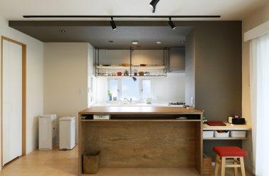 キッチンリフォームのマンションと戸建ての違い