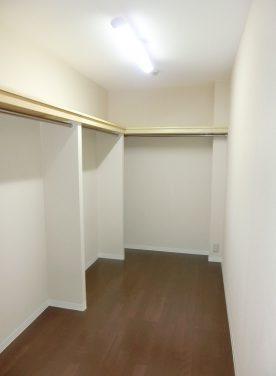 和室の一角を収納部屋にリフォーム 奈良市学園G様邸