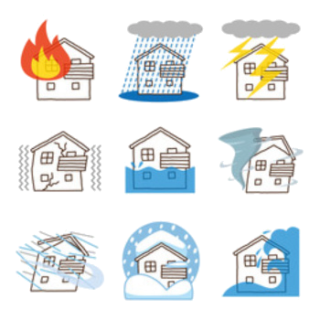カーポートは火災保険が適用