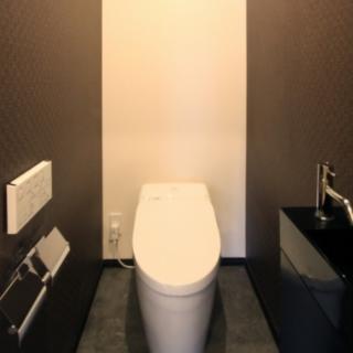 トイレはTOTOのネオレストに入替えました。