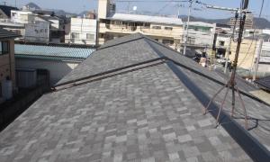 これで入居者も安心! 借家3棟の屋根工事!