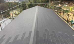 屋根を塗装リフォーム