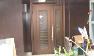 玄関ドアリフォームでミラクルチェンジ!
