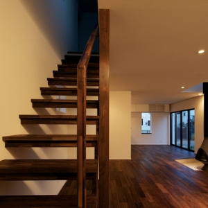 階段リフォーム・奈良県北葛城郡