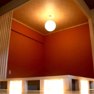 モダンな和室がある個性的な空間の一室!