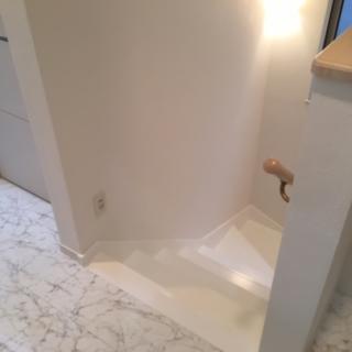 階段工事(ウレタン塗装)